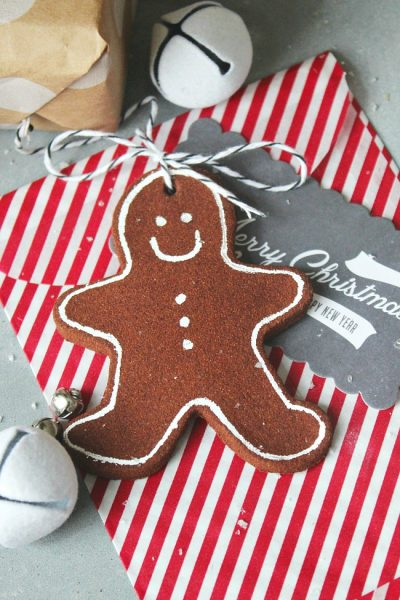 Christmas Cinnamon Ornaments
