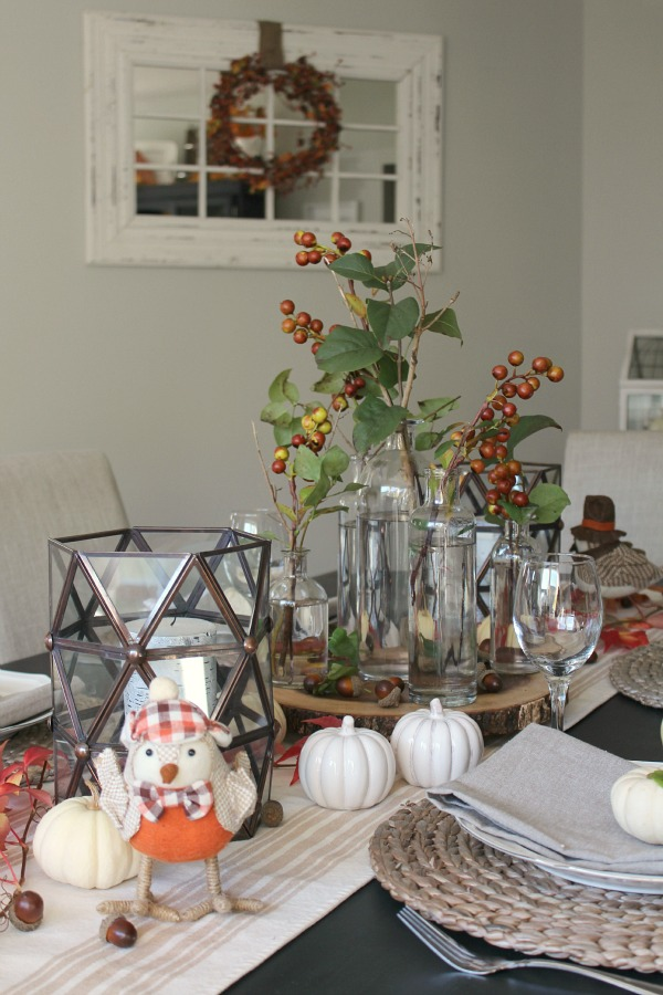 Thanksgiving Tablescape Ideas 4