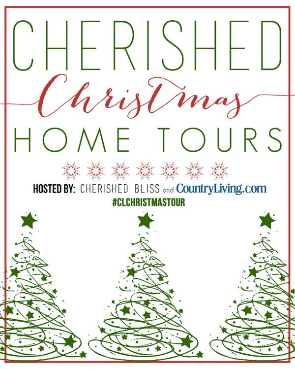 Amazing collection of Christmas home tours with a beautiful mix of styles and color schemes.