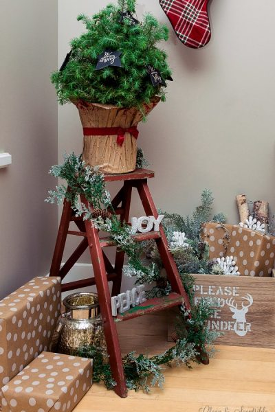 How to Use Presents in Your Holiday Decor