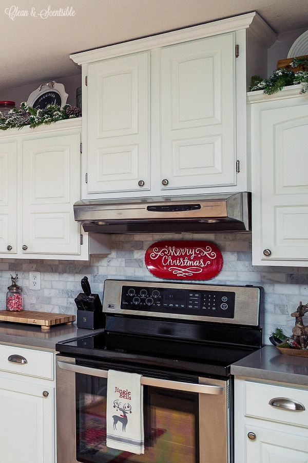 Kitchen Christmas Home Tour 3 - Copy