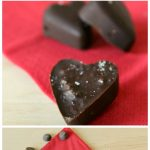 Valentine's Day Bacon Chocolate Hearts