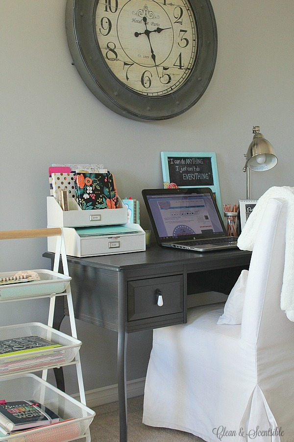 I Love These Simple Organization Ideas To Keep Your Desk Neat And Organized