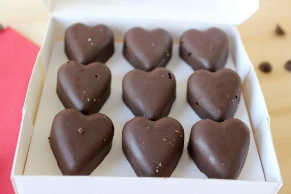 Valentine's Day Bacon Chocolates