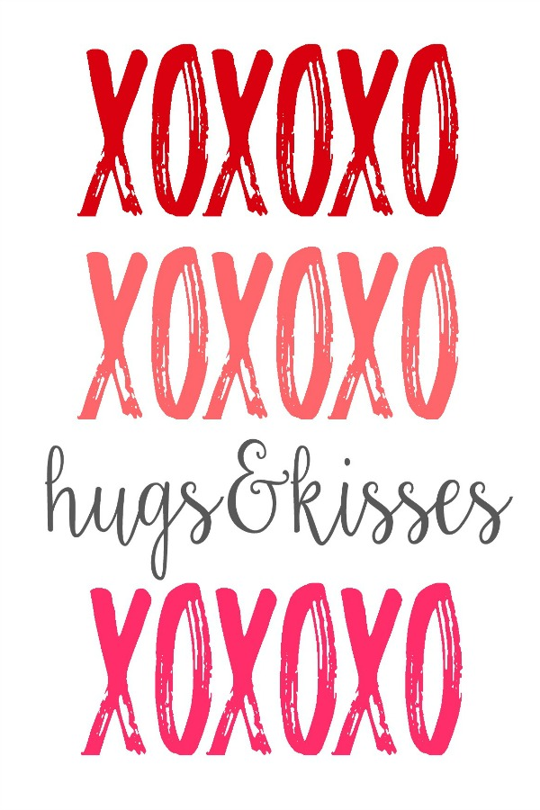 photo about Valentines Free Printable named Absolutely free Valentines Working day Printables - Fresh new and Scentsible