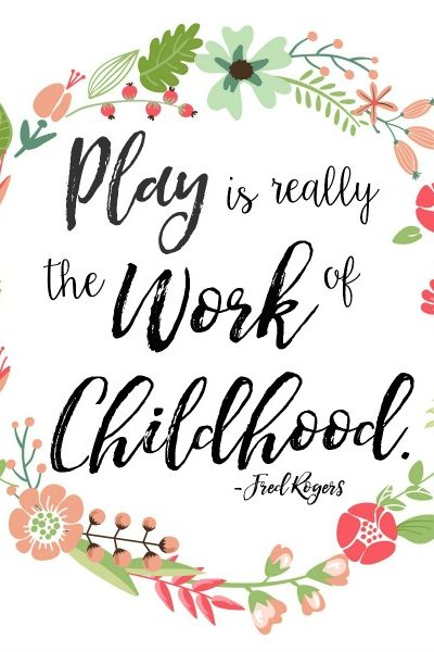 Encouraging Creative Play in Kids