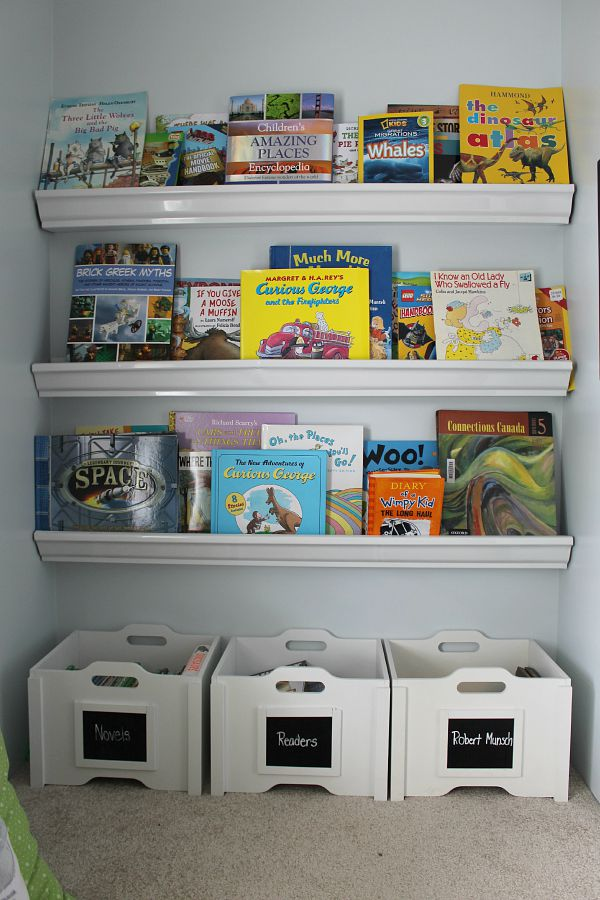 Kidsu0027 Reading Nook Learn How To Declutter And Organize ANY Space Or Room    And Keep It That Way
