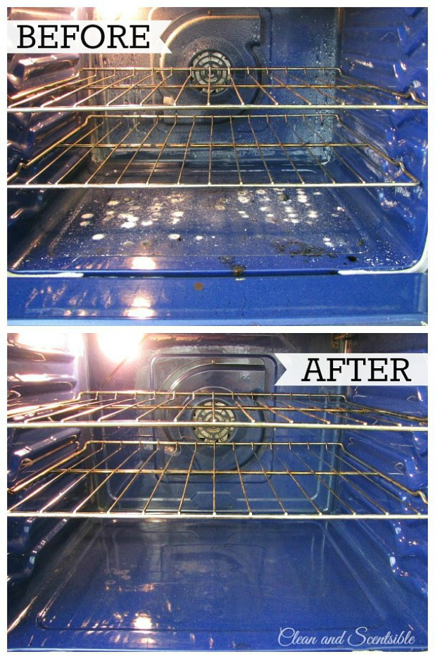 Power clean your whole kitchen - including the oven - with steam. Virtually no scrubbing required!