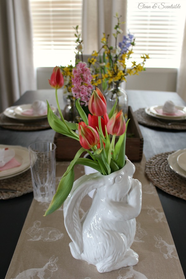 Beautiful Easter Decor And Spring Decorating Ideas