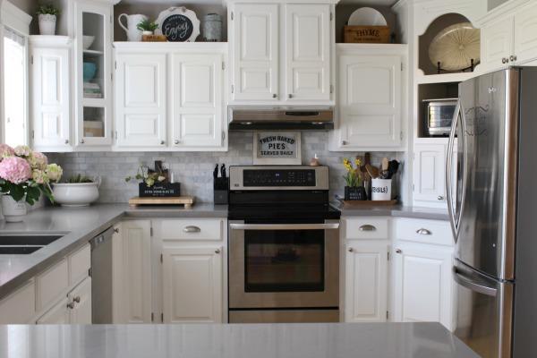 Kitchen Spring Home Tour 2