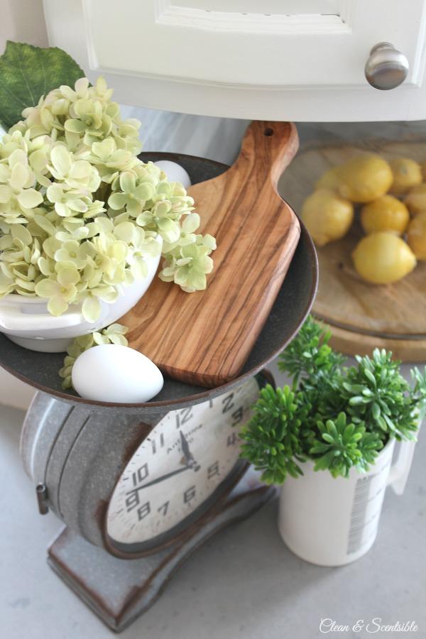 Kitchen Spring Home Tour 6