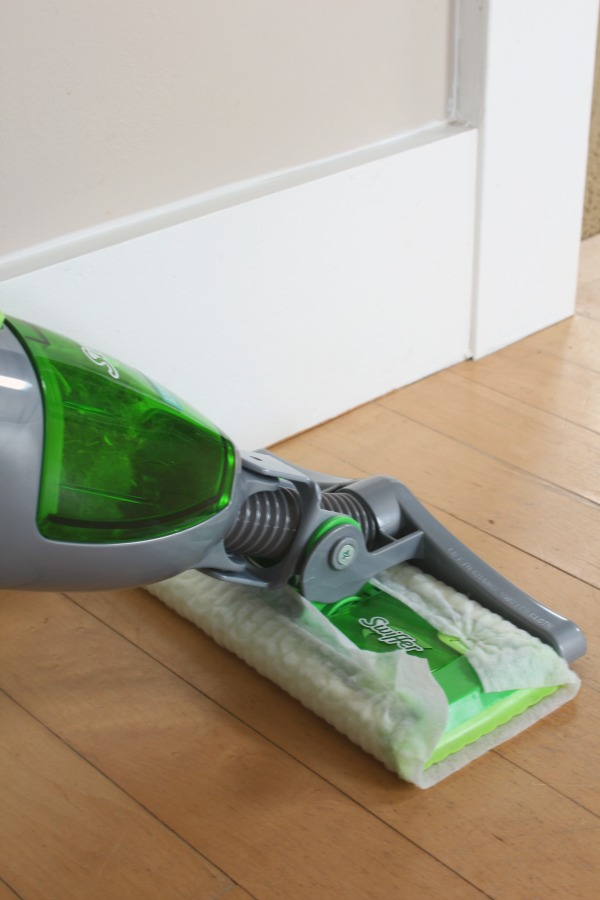Swiffer cleaning hacks and tips to get the most out of your Swiffer and save you time and money.