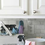 Portable Home Cleaning Kit Essentials