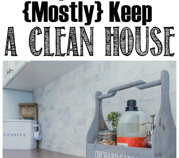 11 Daily Habits To Keep A House Clean And Tidy Clean And Scentsible