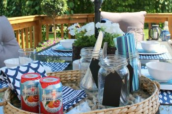 Outdoor Cleaning Tips {May HOD}