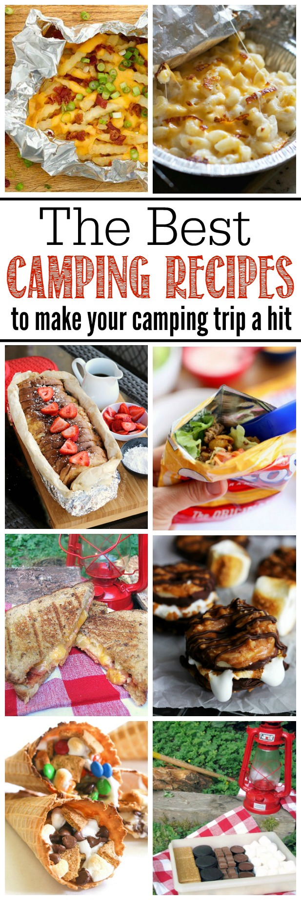 Best Camping Recipes Clean And Scentsible