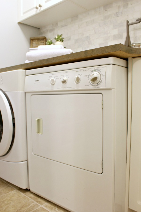How to Clean your Dryer. Make sure you do this on a regular basis to maintain the efficiency and safety of your dryer. A must do!!