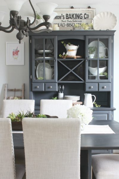 Beautiful simple summer home tour and decor ideas.