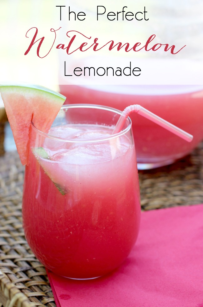 Perfect Lemonade Recipe — Dishmaps