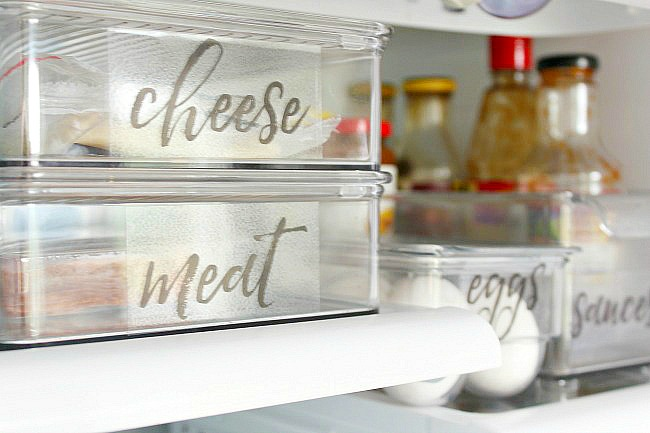 Free Printable Fridge Labels Clean And Scentsible