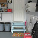 How to Organize the Garage {July HOD}