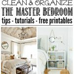 Master Bedroom Organization {HOD}