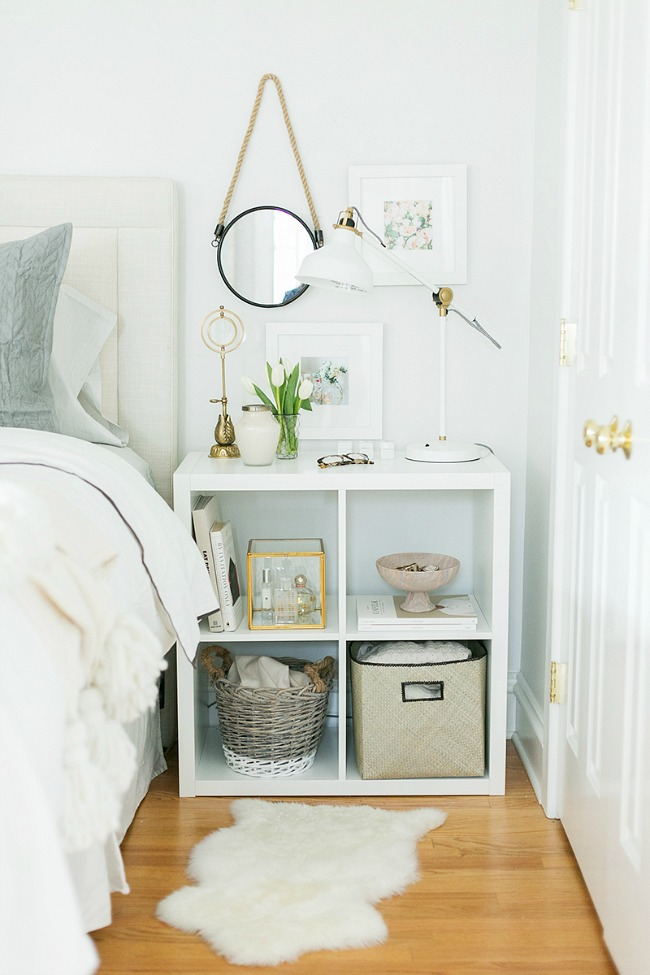Lots of ideas to help you get your master bedroom cleaned and organized. Free printables included to help keep you on track!