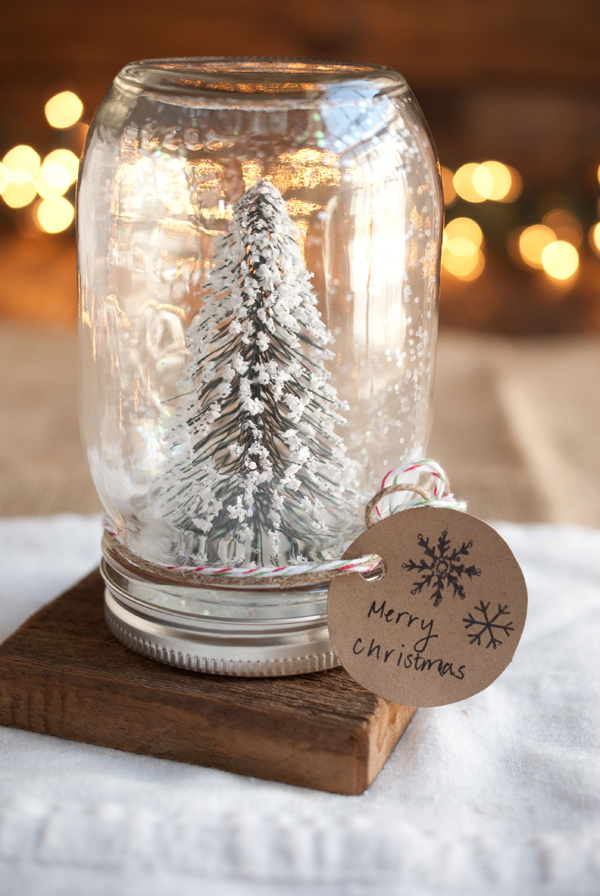 Mason Jar Decorating Ideas For Christmas Mason Jar Christmas Decorating Ideas Clean and Scentsible 2