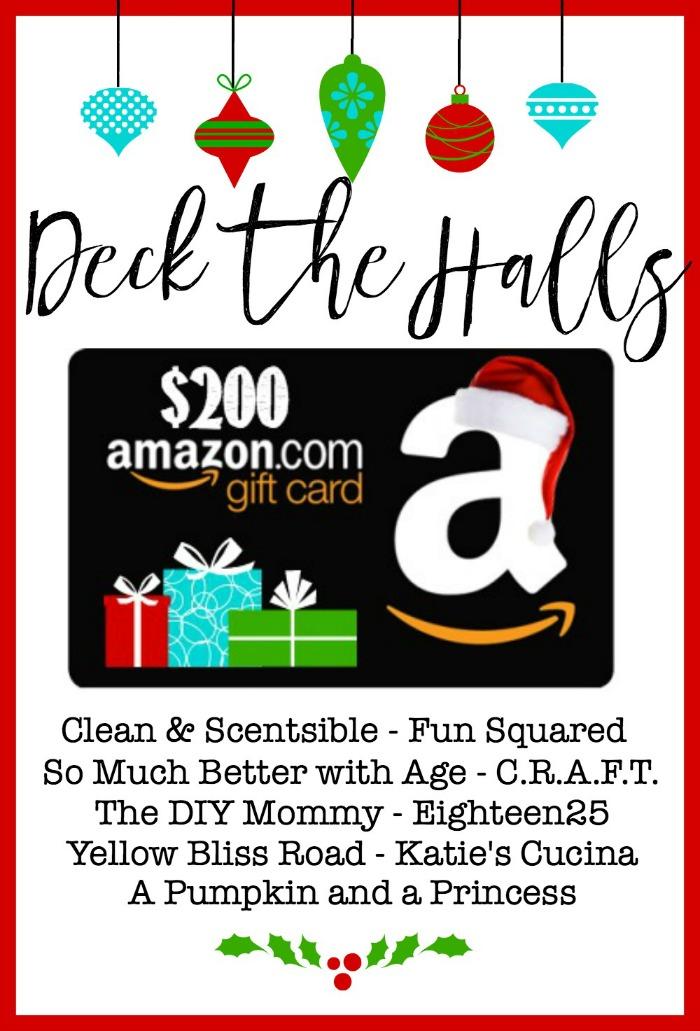 $200 Amazon Gift Card Sweepstakes