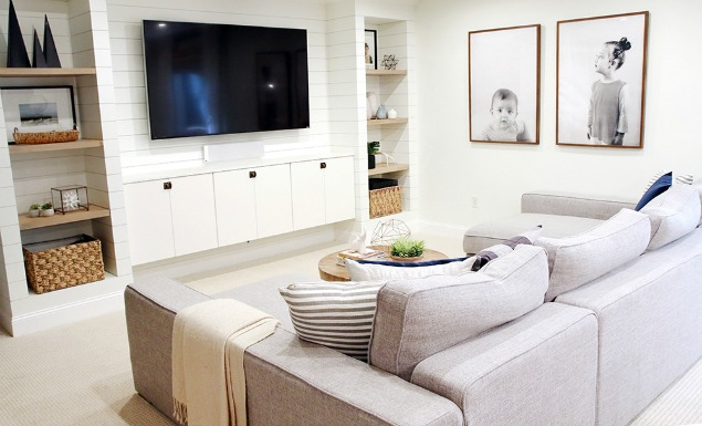 Bon Great Ideas To Help You Organize Your Family Room!