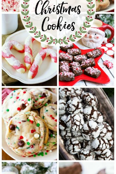 The best Christmas cookie recipes! Perfect for Christmas baking or Christmas Cookie exchanges. Free recipe card included.