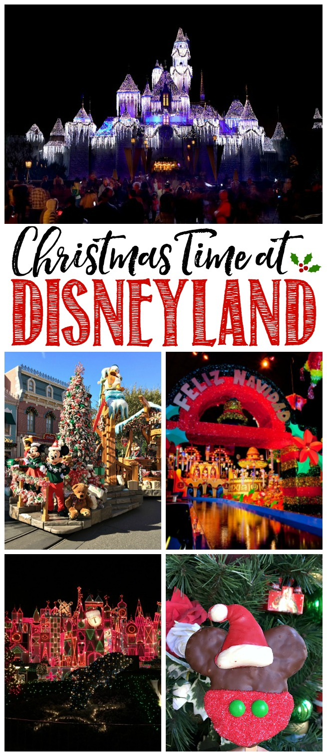 Get the most out of Disneyland at Christmastime with these top 10 things to see and do at Disneyland at Christmas.