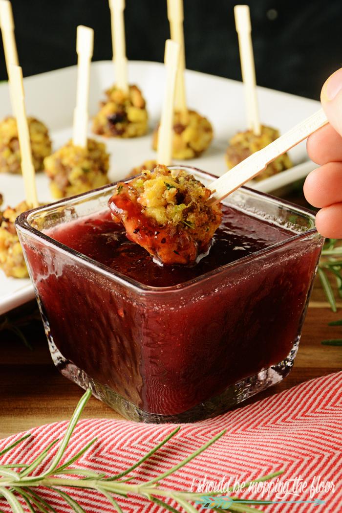 sausage-cranberry-stuffing-balls