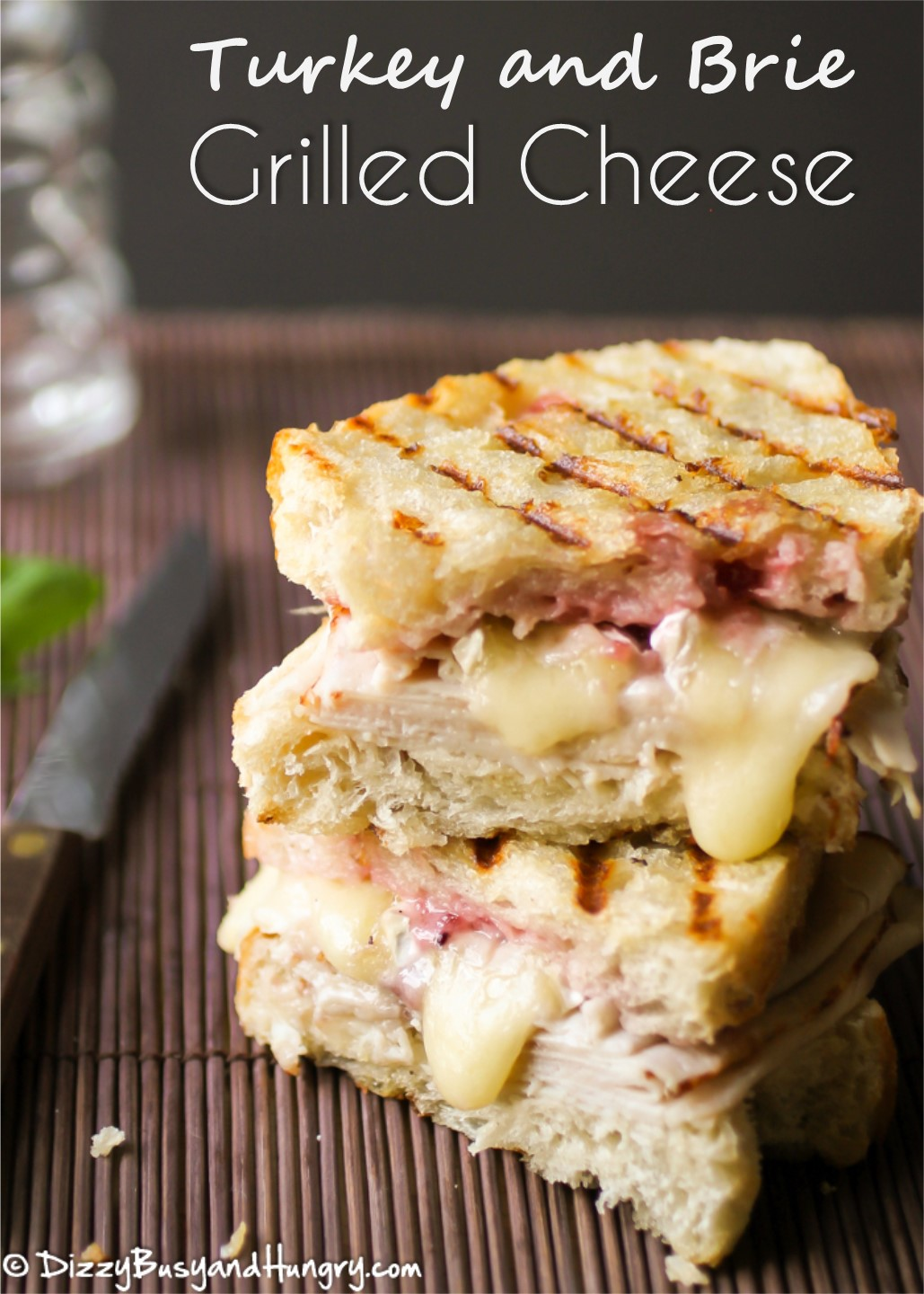 turkey-brie-grilled-cheese