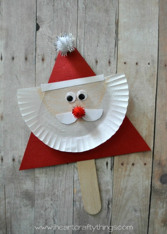 Fun Christmas craft ideas to do with kids.