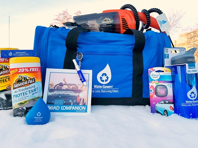 Car Essentials Giveaway