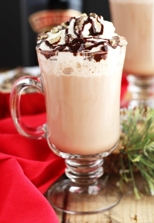 Delicious collection of hot chocolate recipes.
