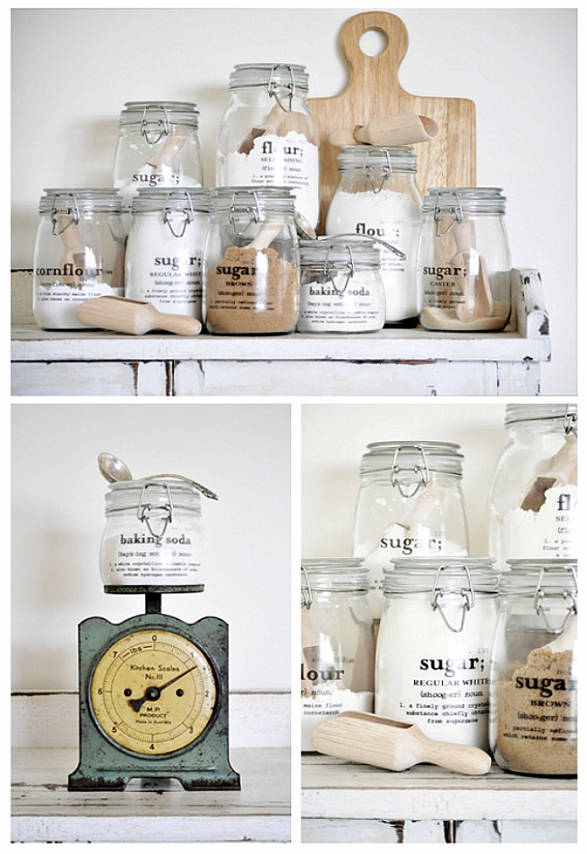 Great collection of free organization printables to help you organize your whole home! Fun and easy to do!