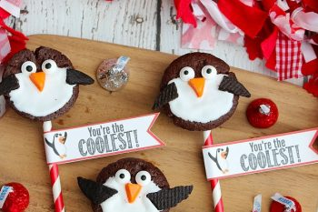 Penguin Valentine's Day Treats