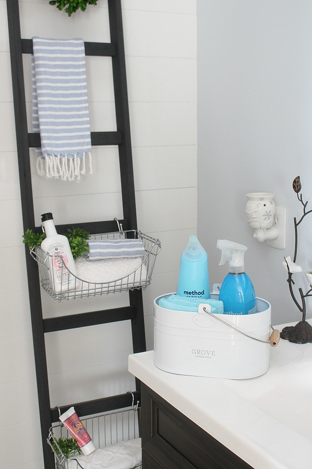 Spring cleaning tips and favorite spring cleaning products.