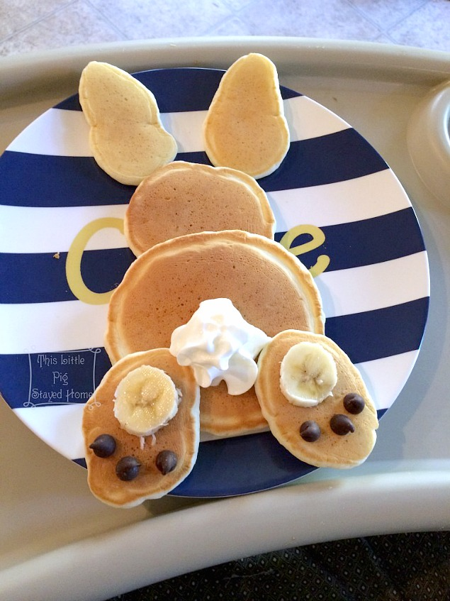 Fun Easter Breakfast Ideas. Most of these are really easy to do and the perfect way to start off the day!