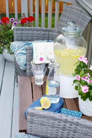 How to Get Your Yard Ready for Spring {May HOD}