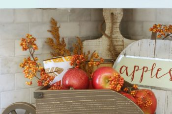 Easy Fall Kitchen Decorating Ideas