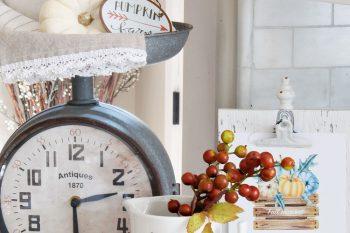 Fall Home Decor Ideas – Fall Home Tours