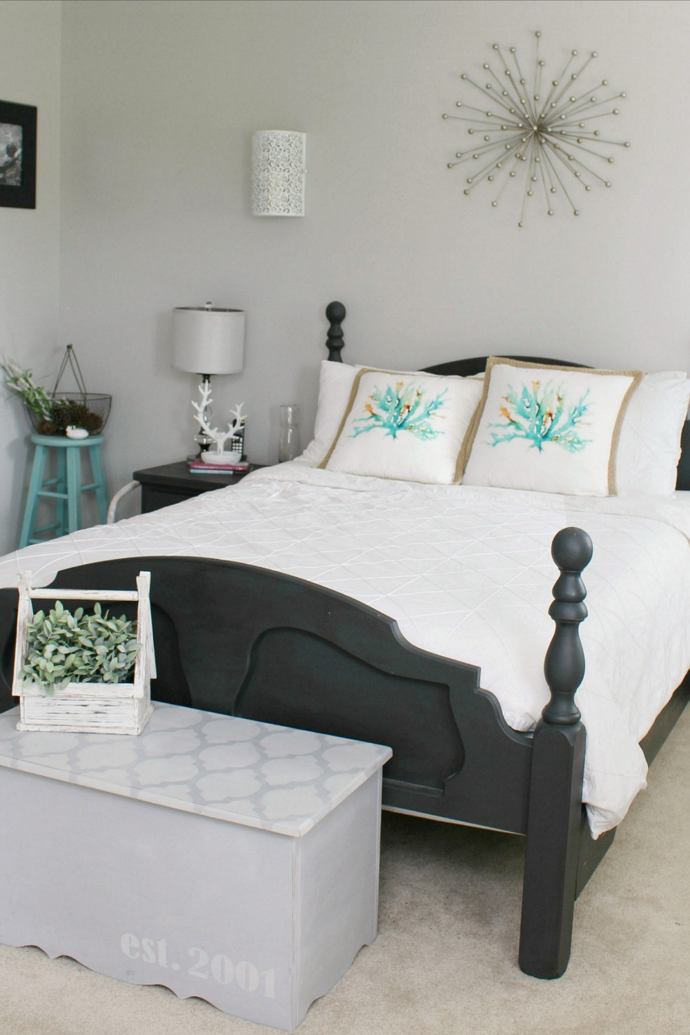 How to Organize the Master Bedroom {September HOD} - Clean ...