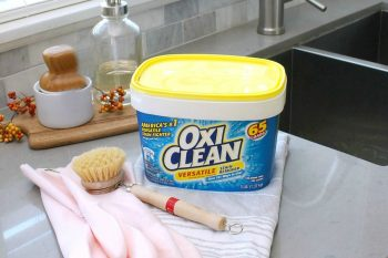 7 Things to Clean with Oxiclean