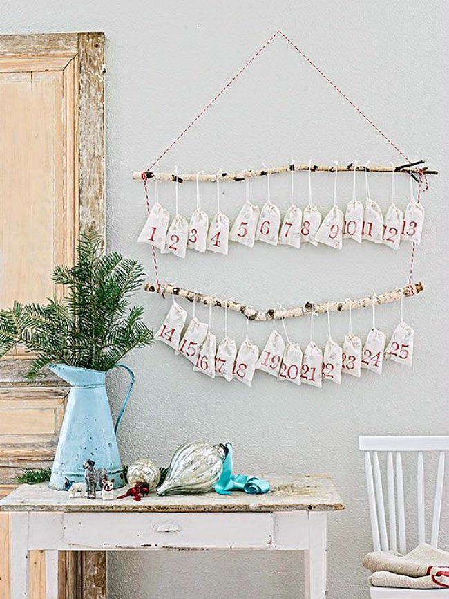 Make the Christmas season extra special with these fun Christmas advent calendar ideas.