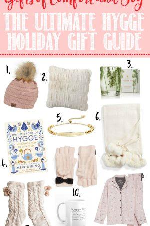 Hygge Christmas Gift Guide