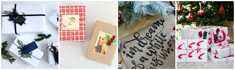 You'll love these stunning and creative Christmas gift wrapping ideas! Pin for wrapping time!