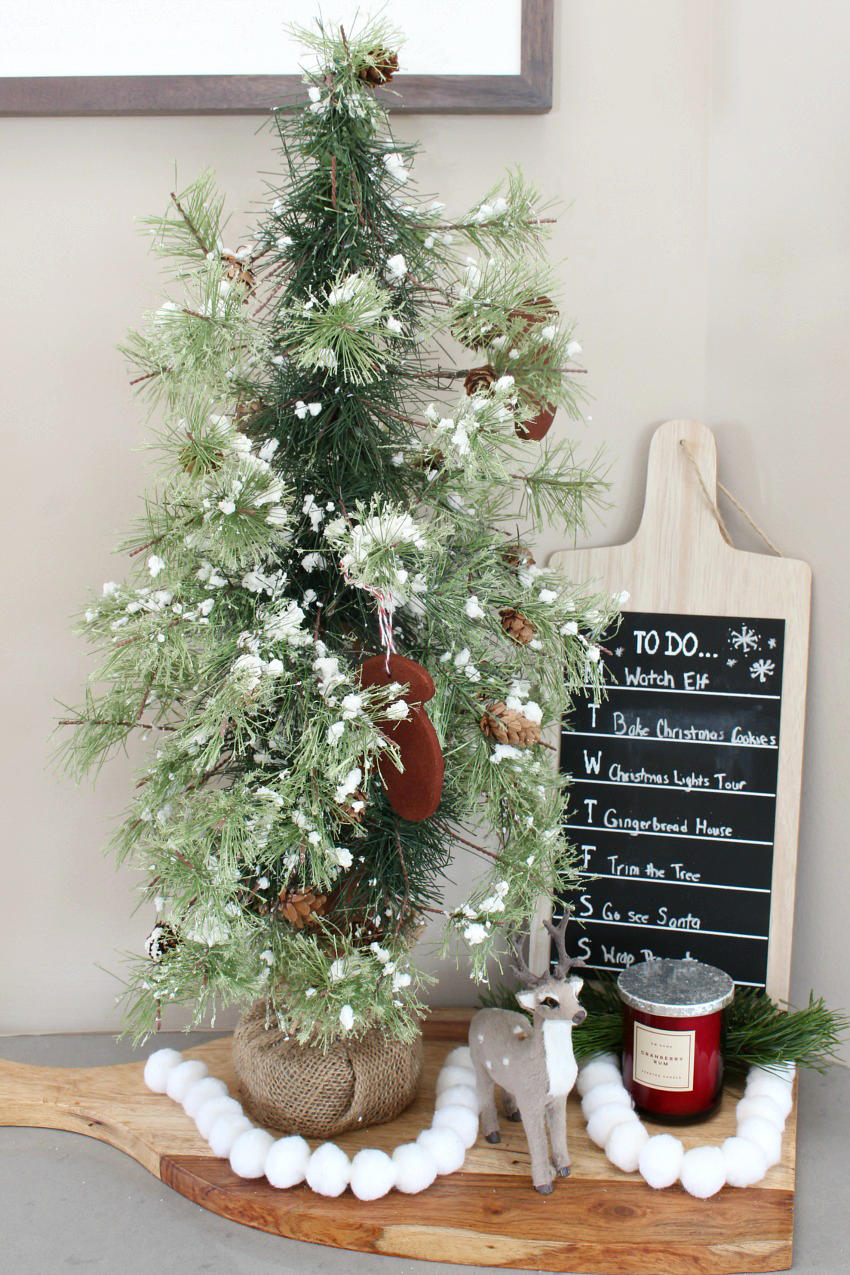 Christmas kitchen decorating ideas. My ideal To Do list!!!